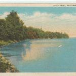 Lake Carlos, Alexandria